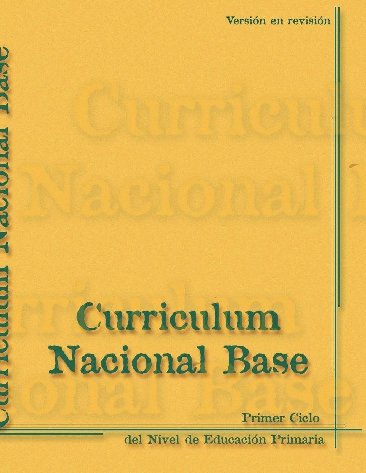 1. curriculo nacional base ciclo i