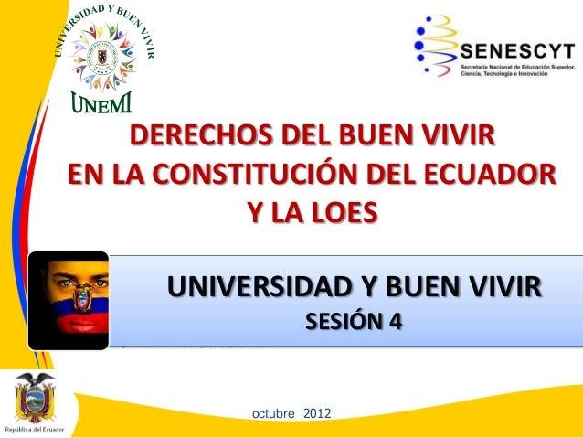 1 derechos en la constitución