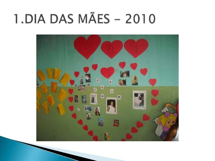 1.DIA DAS MÃES - 2010<br />