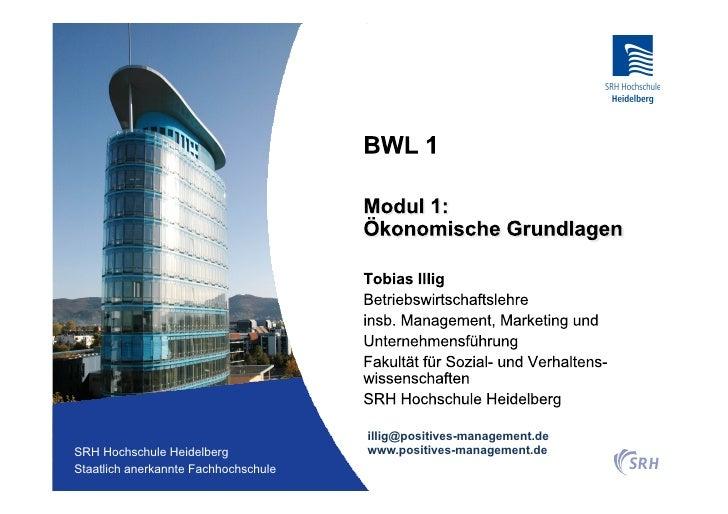 Fachhochschule Heidelberg                 illig@positives-management.de SRH Hochschule HeidelbergStaatlich anerkannte Hoch...