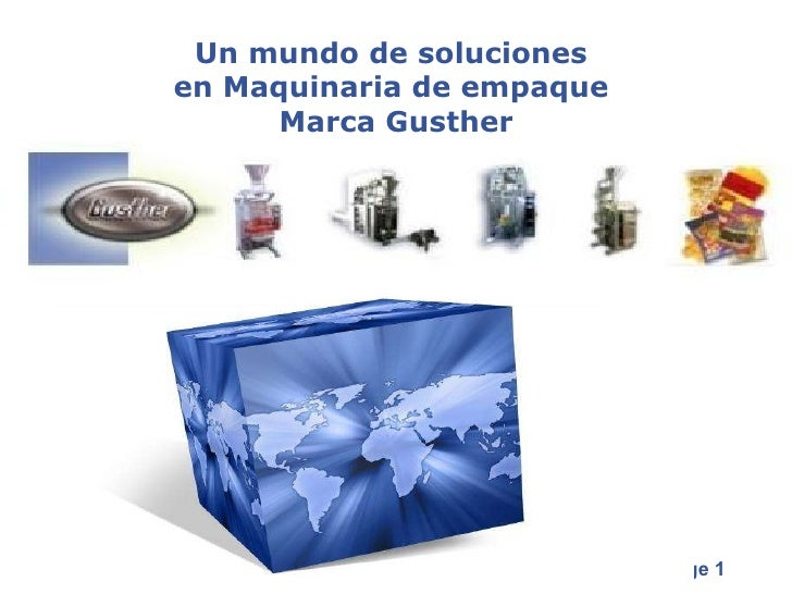 COMPARE Envasadoras Panama-mexico http://www.gustherpack.com1 envasadoras-mexico-espana-italia-argentina-paraguay