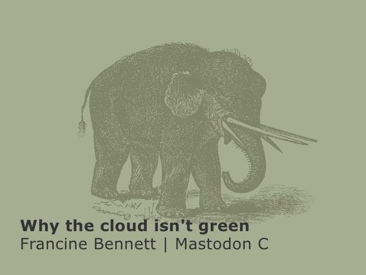 1. fran bennett 2012 07 04_cloudcamp