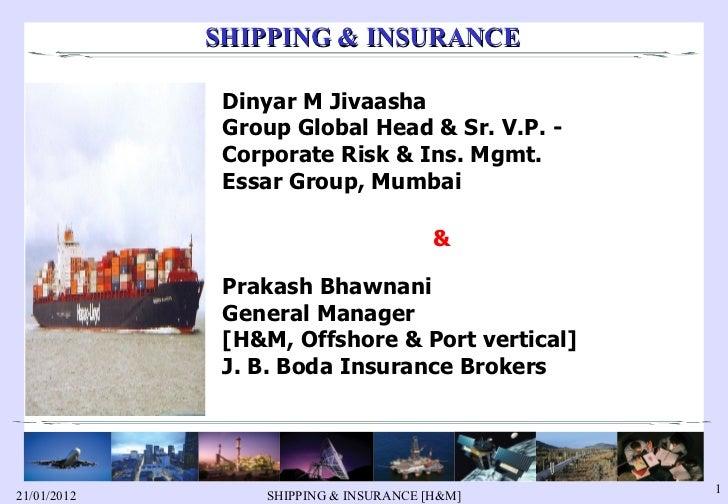 1. h&m insurance   dmj pcb