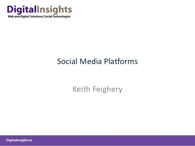 5. Griffith-Social-Media-Platforms
