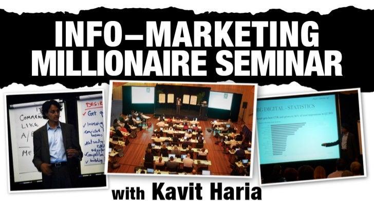 Info-Marketing Fundamentals