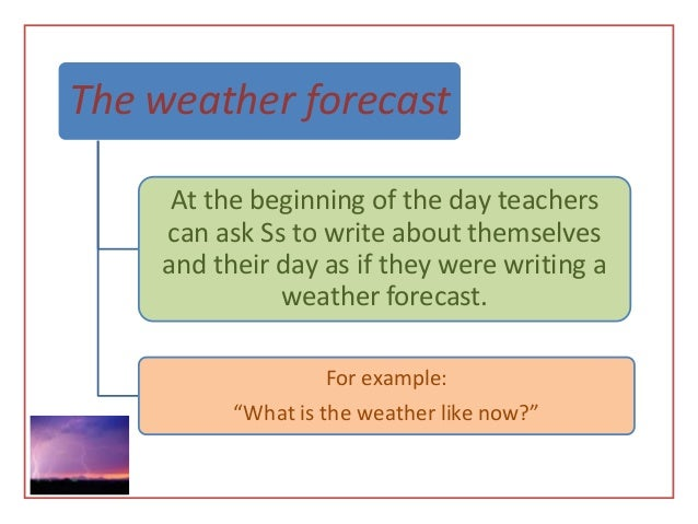 report essay weather report essay