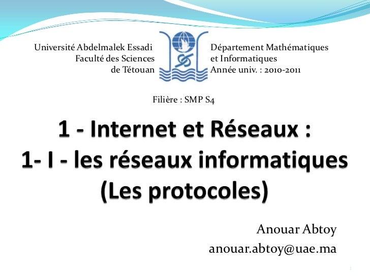 (protocoles)