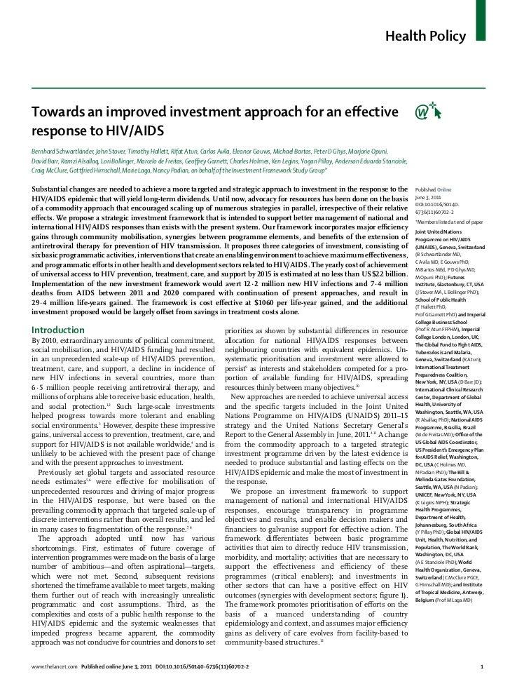 1 investment-framework-lancet-paper