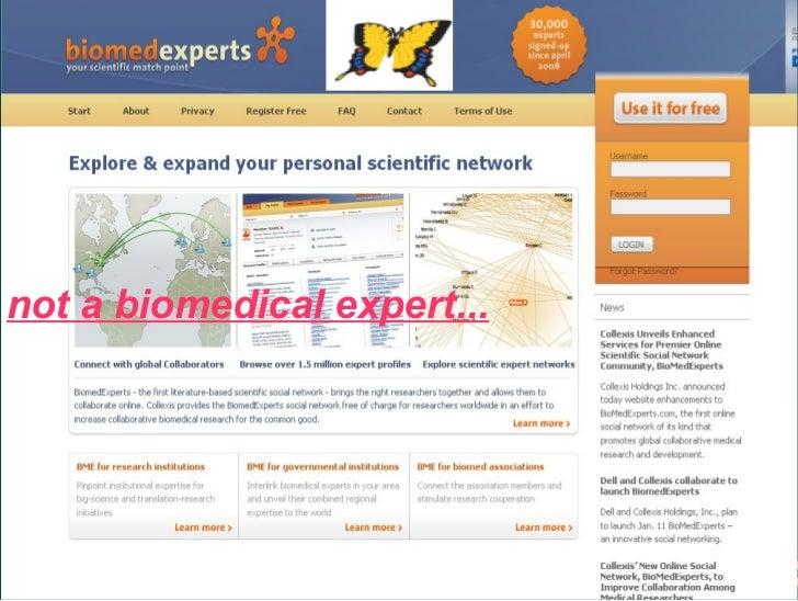 not a biomedical expert...