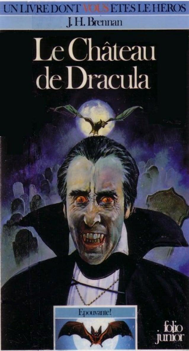 Oserez-vous défier le Vampire dans son antre ? Au cœur des épaisses forêts de la Transylvanie se dresse un sombre et sinis...
