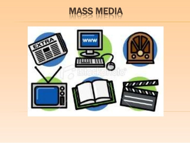The Four Functions of Mass Communications