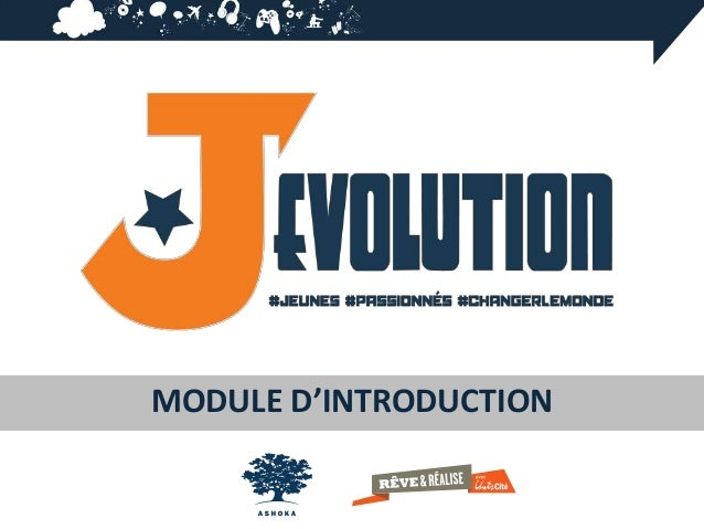 MODULE D'INTRODUCTION