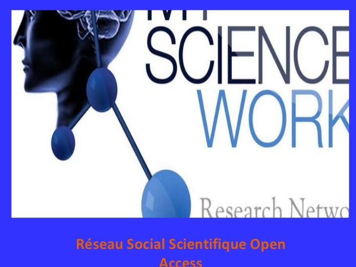 Réseau Social Scientifique Open Access