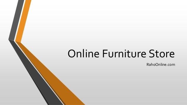 line Furniture Store in India
