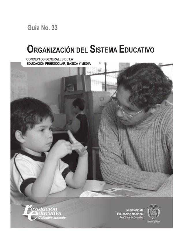 MINISTERIO DE EDUCACIÓN NACIONAL                         Cecilia María Vélez White                       Ministra de Educa...