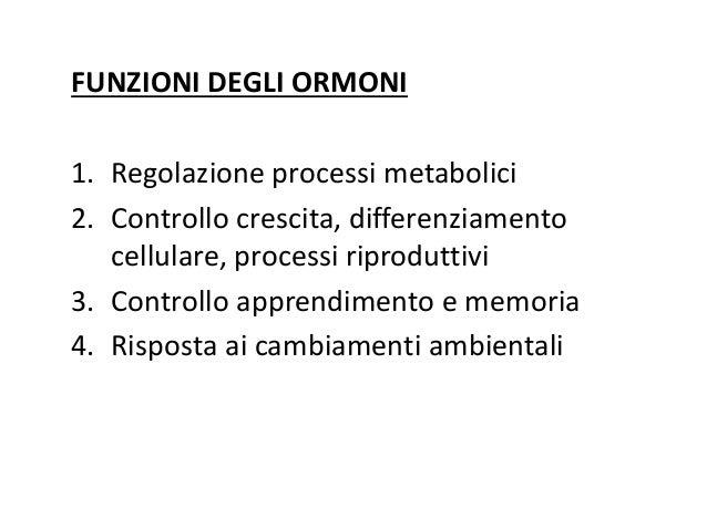 ormoni proteici steroidei
