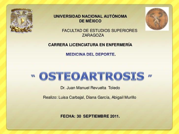 UNIVERSIDAD NACIONAL AUTÓNOMA                DE MÉXICO           FACULTAD DE ESTUDIOS SUPERIORES                   ZARAGOZ...