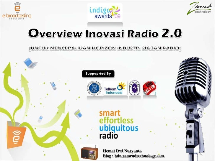 Overview Inovasi Radio 2.0