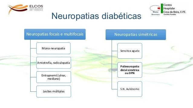 1 pé diabético - fisiopatologia