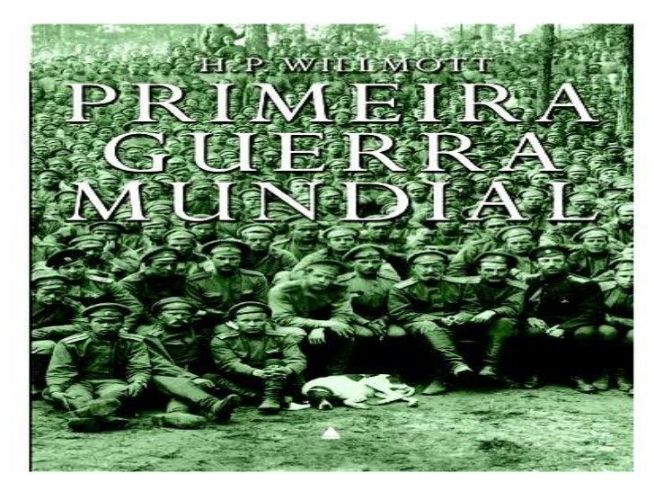 1.primeira guerra mundial