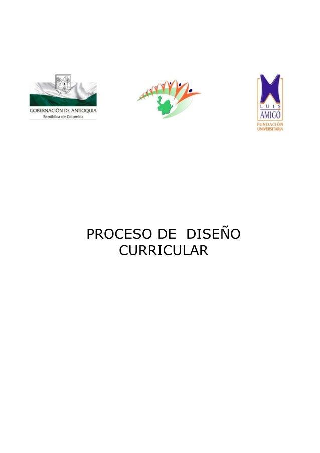 1. procesodeldisenocurricular. leer