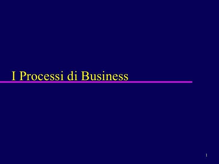 1   processi