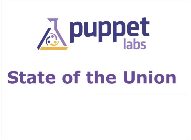 The State of Puppet - Dan Bode
