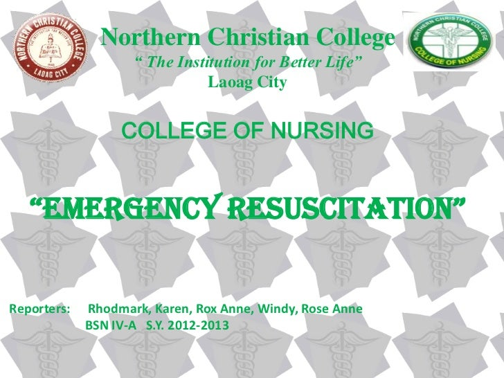 """Northern Christian College                    """" The Institution for Better Life""""                               Laoag City ..."""