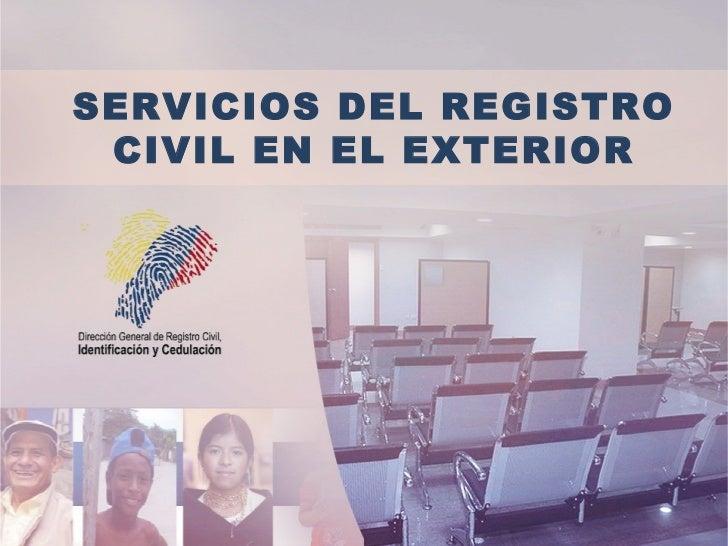 1. servicios del registro civil fina lok