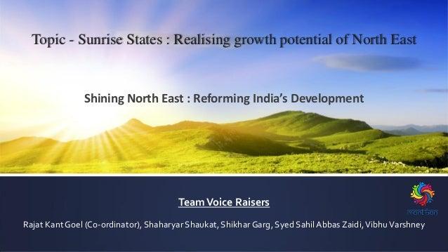 TeamVoice Raisers Rajat Kant Goel (Co-ordinator), Shaharyar Shaukat, Shikhar Garg, Syed SahilAbbas Zaidi,VibhuVarshney Top...