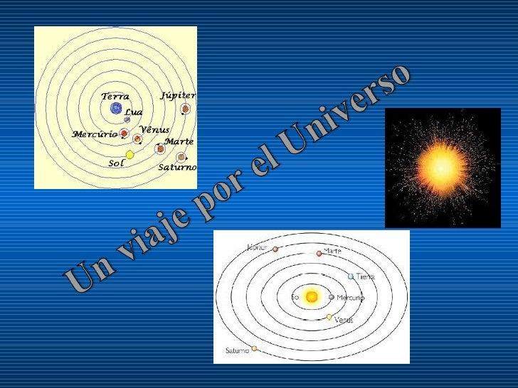 1.  tierra y universo