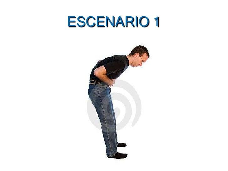 El complejo de los ejercicios físicos con el dolor en el cuello