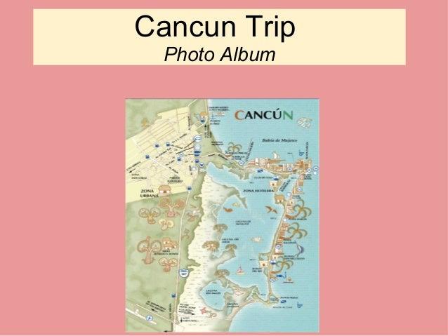 Cancun Trip Photo Album
