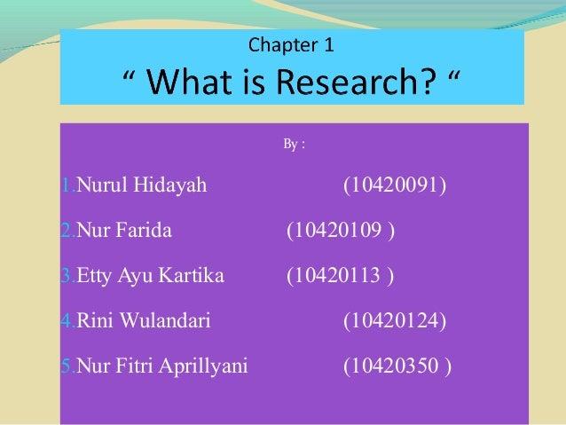 By :1.Nurul Hidayah (10420091)2.Nur Farida (10420109 )3.Etty Ayu Kartika (10420113 )4.Rini Wulandari (10420124)5.Nur Fitri...