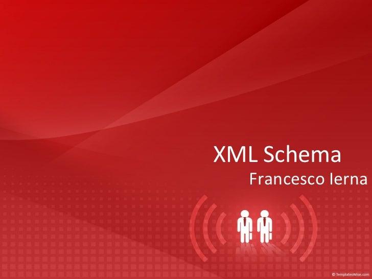 SCDJWS 1. xml schema