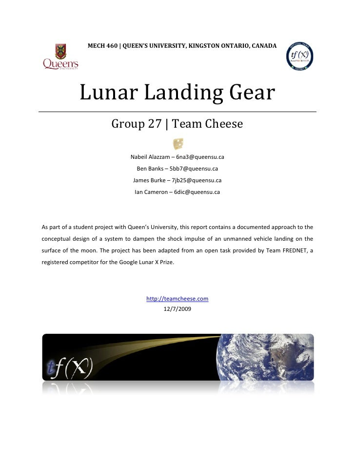 10 01-01 team cheese-final report_lunar landing gear