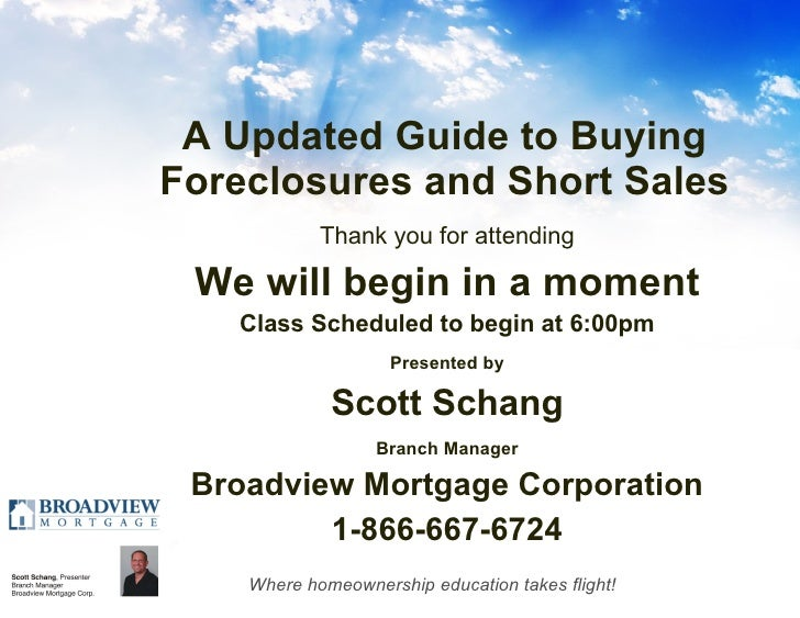 An UPDATED Guide to Buying Foreclosures and Short Sales - Shadow Inventory Discussion