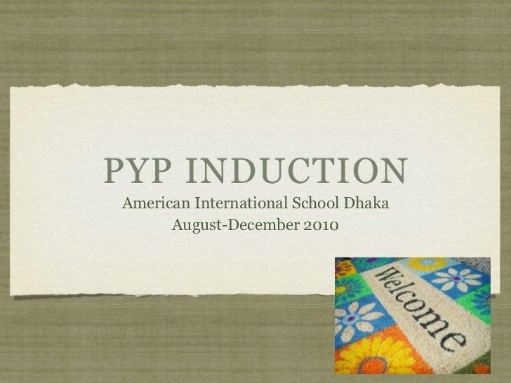 10 11 induction slides