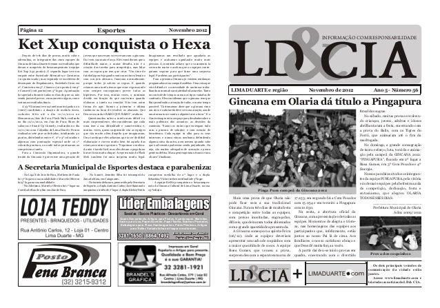 Jornal LD&Cia Edição 56