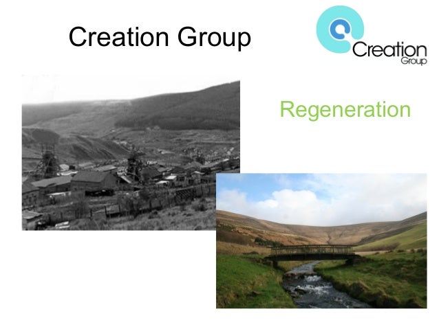 Creation Group Regeneration