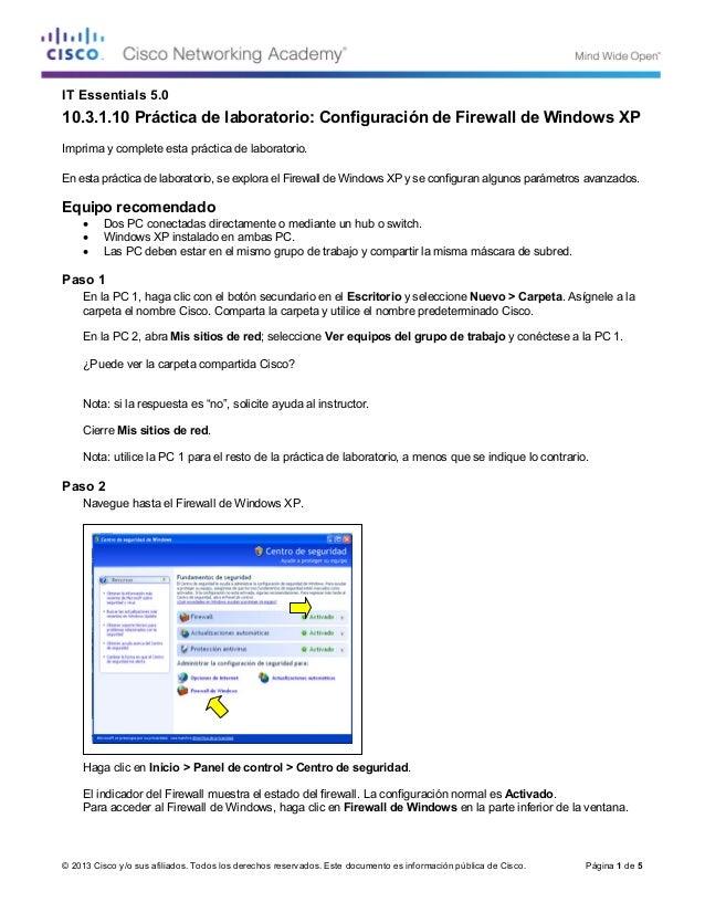 © 2013 Cisco y/o sus afiliados. Todos los derechos reservados. Este documento es información pública de Cisco. Página 1 de...
