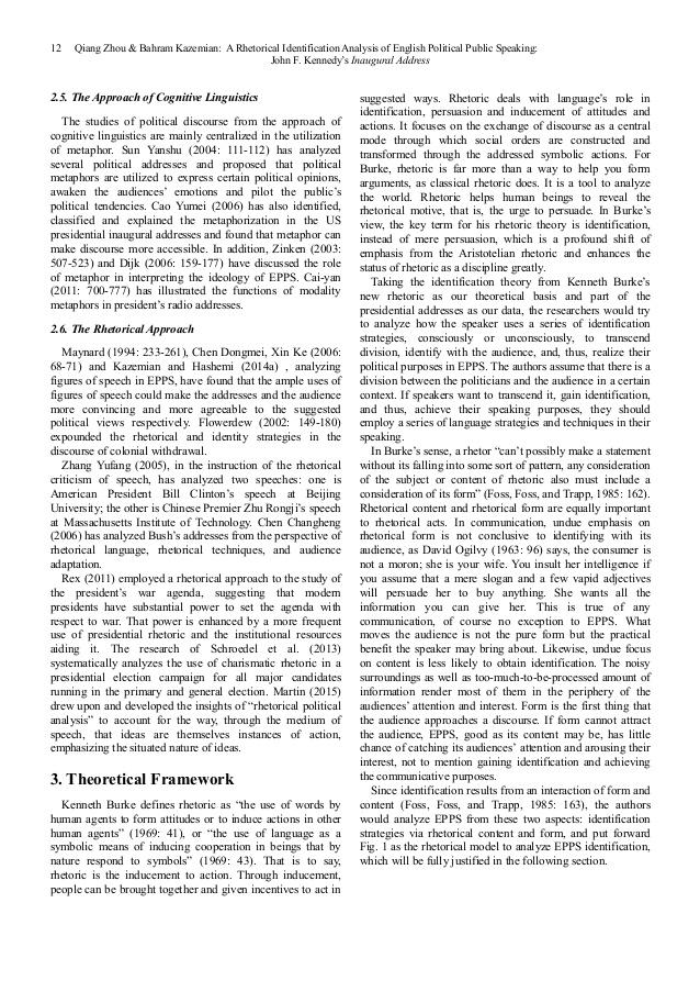 Rhetorical Analysis - Irving Lewinson's ePortfolio