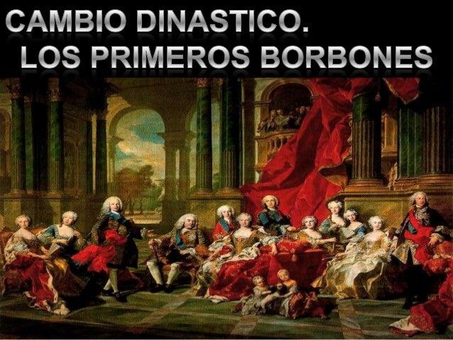 LOSPRIMEROSBORBONESENESPAÑA.