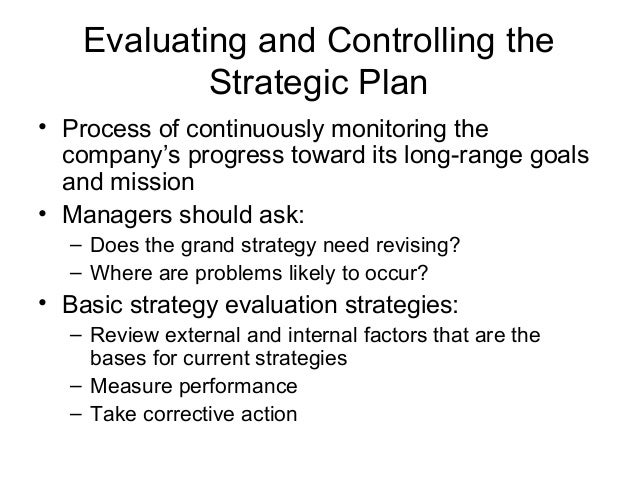 why does riordan need a strategic plan Why is a strategic plan important a strategic plan is a management tool that c-level managers need to master and is for established businesses and business.