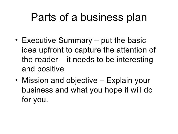 Floral business plan