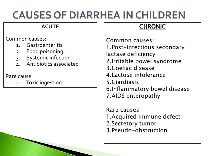 diarrhea from amoxicillin
