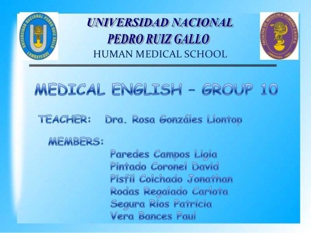 HUMAN MEDICAL SCHOOL