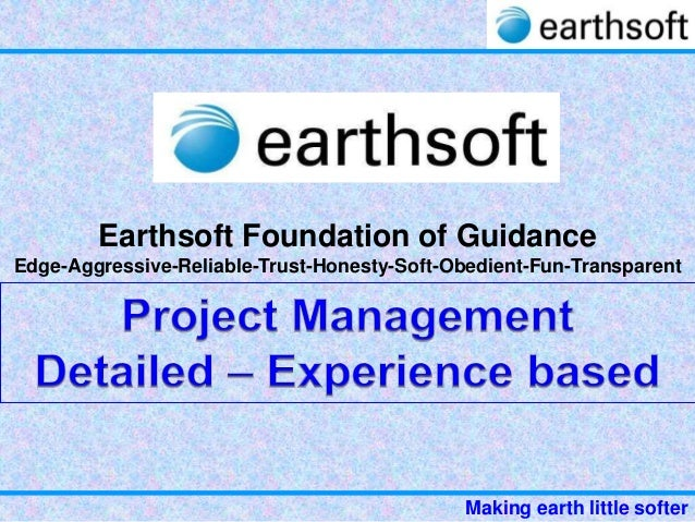 10 c-draft-earthsoft-project management-detailed-experience based