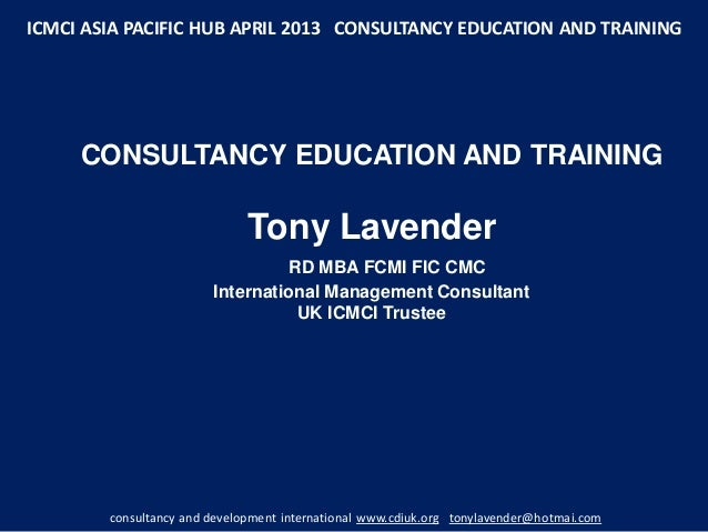 10.consulting collaboration executive education  tony lavender