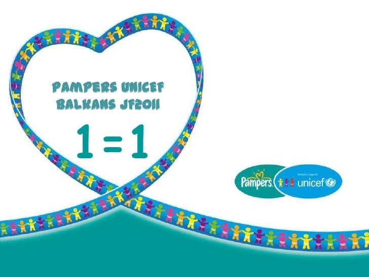 Pampers UNICEFBalkans JF2011  1=1                 1